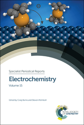 Electrochemistry: Volume 15 Cover Image