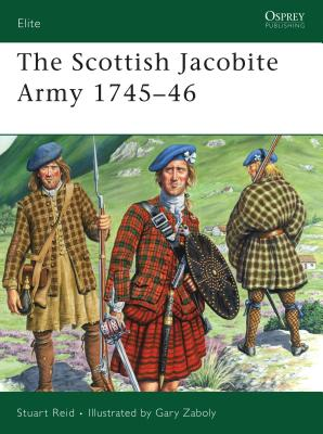 The Scottish Jacobite Army 1745-46 Cover