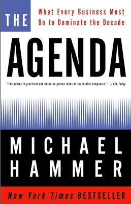 The Agenda: What Every Business Must Do to Dominate the Decade Cover Image