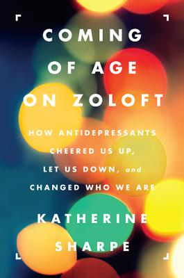 Coming of Age on Zoloft Cover