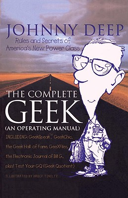 The Complete Geek (an Operating Manual) Cover