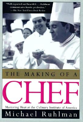 The Making of a Chef Cover