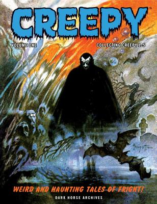 Creepy Archives, Volume One Cover