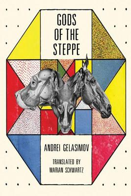 Cover for Gods of the Steppe