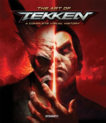 The Art of Tekken: A Complete Visual History Hc Cover Image