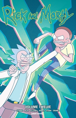 Rick and Morty Vol. 12 Cover Image