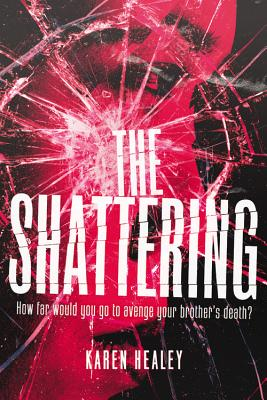 The Shattering Cover