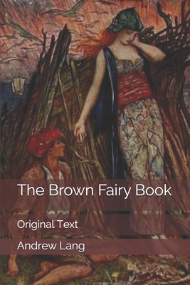 The Brown Fairy Book: Original Text Cover Image