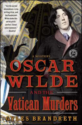 Oscar Wilde and the Vatican Murders Cover