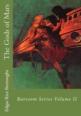 The Gods of Mars (Barsoom #2) Cover Image