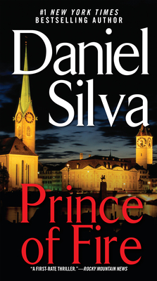 Prince of Fire (Gabriel Allon #5) Cover Image