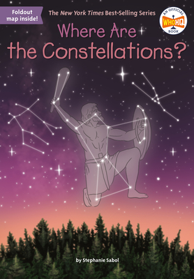 Where Are the Constellations? (Where Is?) Cover Image