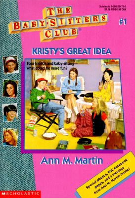 Kristy's Great Idea Cover Image