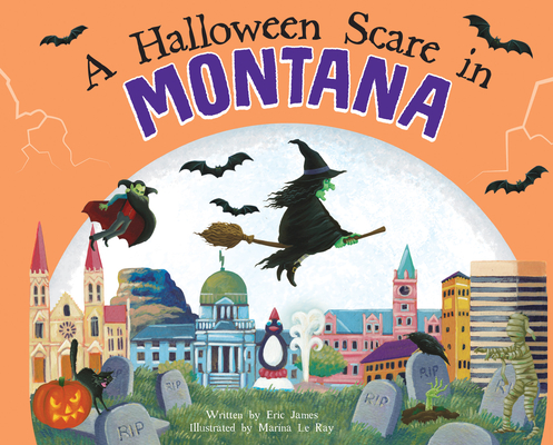 A Halloween Scare in Montana Cover Image