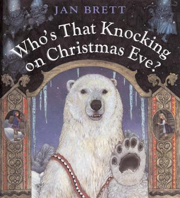 Who's That Knocking on Christmas Eve? Cover