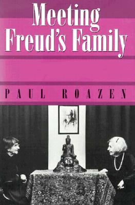 Meeting Freud's Family Cover
