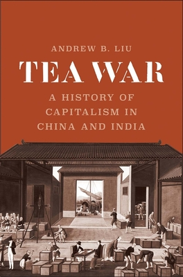Cover for Tea War