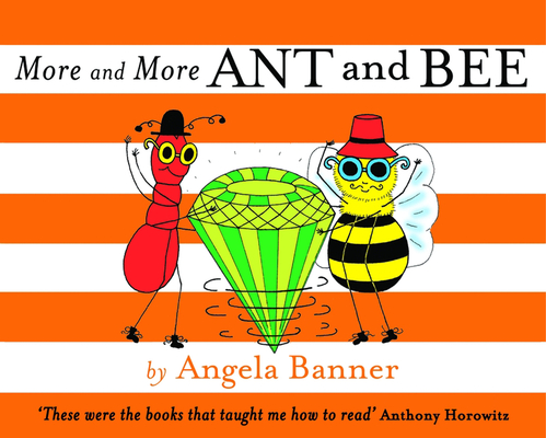More and More Ant and Bee (Ant & Bee #3) Cover Image