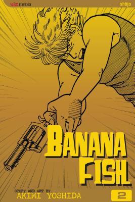 Banana Fish, Vol. 2 Cover Image