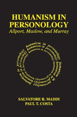 Humanism in Personology: Allport, Maslow, and Murray Cover Image