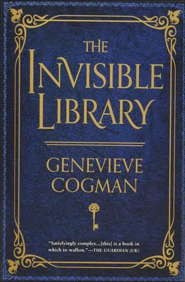 Invisible Library (Invisible Library Novel #1) Cover Image
