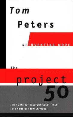 The Project50 (Reinventing Work) Cover