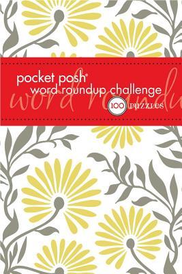 Pocket Posh Word Roundup Challenge: 100 Puzzles Cover Image