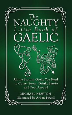 The Naughty Little Book of Gaelic Cover Image