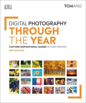 Cover for Digital Photography Through the Year