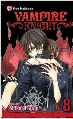 Vampire Knight, Volume 8 Cover