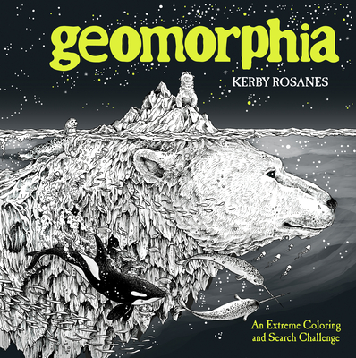 Geomorphia: An Extreme Coloring and Search Challenge cover
