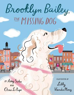 Brooklyn Bailey, the Missing Dog Cover Image