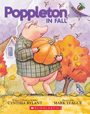 Poppleton in Fall: An Acorn Book (Poppleton #4) Cover Image