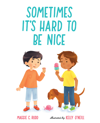 Sometimes It's Hard to Be Nice Cover Image