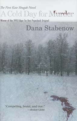 A Cold Day for Murder: A Kate Shugak Mystery Cover Image