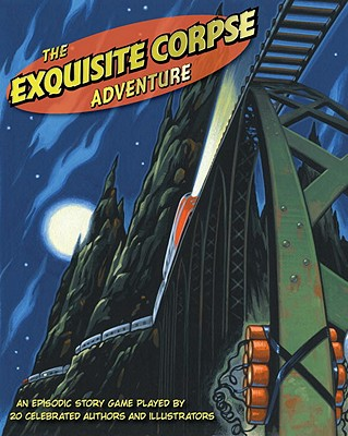The Exquisite Corpse Adventure Cover