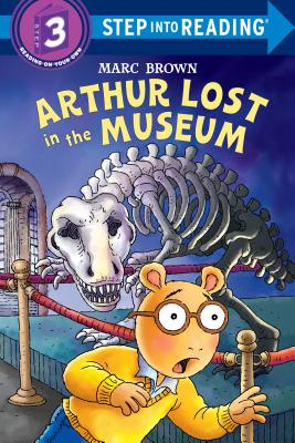 Arthur Lost in the Museum [With Stickers] Cover