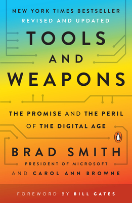 Tools and Weapons: The Promise and the Peril of the Digital Age Cover Image