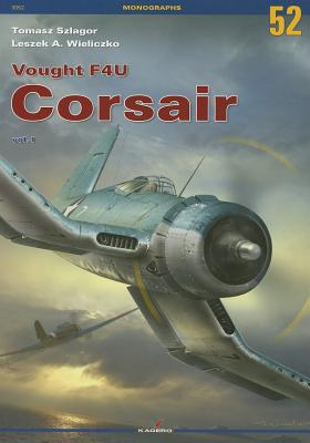 Vought F4u Corsair: Volume 1 (Monographs #52) Cover Image