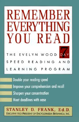 Remember Everything You Read Cover
