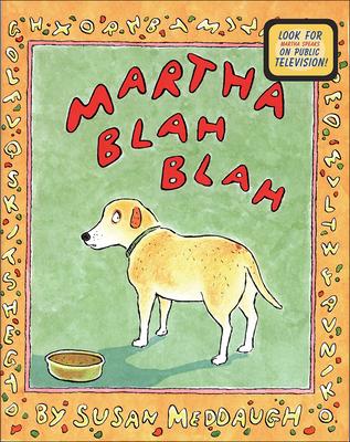 Martha Blah Blah Cover Image