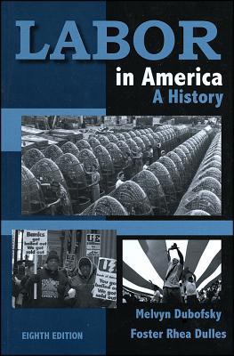 Labor in America 8e Cover Image