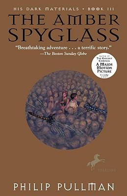 Amber Spyglass Cover Image