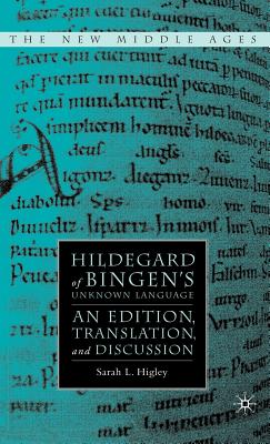 Cover for Hildegard of Bingen's Unknown Language
