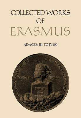 Cover for Collected Works of Erasmus