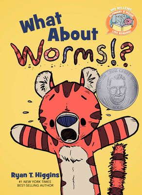 What About Worms!? (Elephant & Piggie Like Reading!) Cover