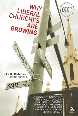 Why Liberal Churches Are Growing Cover