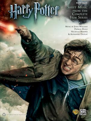 Harry Potter -- Sheet Music from the Complete Film Series: Piano Solos Cover Image