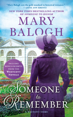 Someone to Remember (The Westcott Series) Cover Image