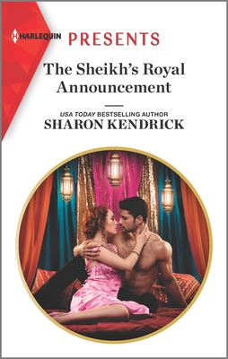 The Sheikh's Royal Announcement Cover Image